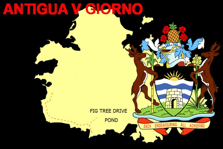 Read more about the article Antigua (V giorno)
