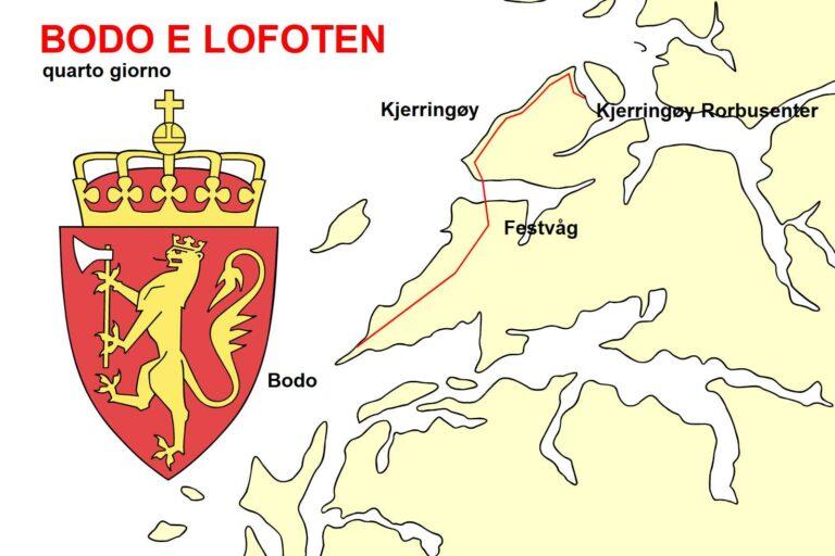 Read more about the article Lofoten 2019 IV giorno