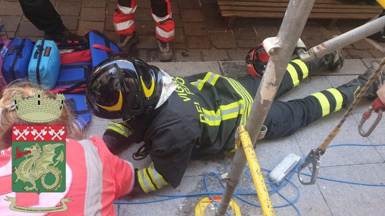 Read more about the article I vigili del fuoco della porta accanto